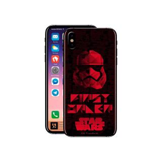 DISNEY CARCASA TRASERA STAR WARS FIRST ORDER APPLE IPHONE X